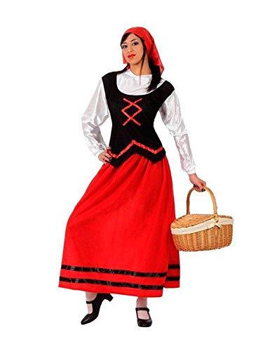 DISBACANAL Disfraz pastora para Mujer - Único, M-L