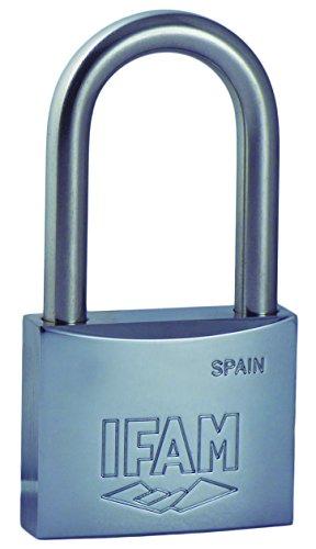 Ifam 083015 - Candado Inox30AL llaves iguales
