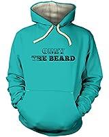 Obey The Beard Hoodie (premium)