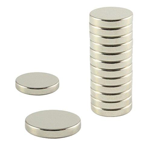 Magnete aus Neodym   Power Magnete   Größe, Menge & Form wählbar