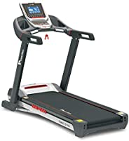 PowerMax Fitness TAC-515 (5 HP) Motorized Treadmill with Free Installation, 3 Years Motor Warranty, Bluetooth