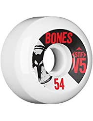 Bones STF Side Cut V5 54mm Skateboard wheels - 83B