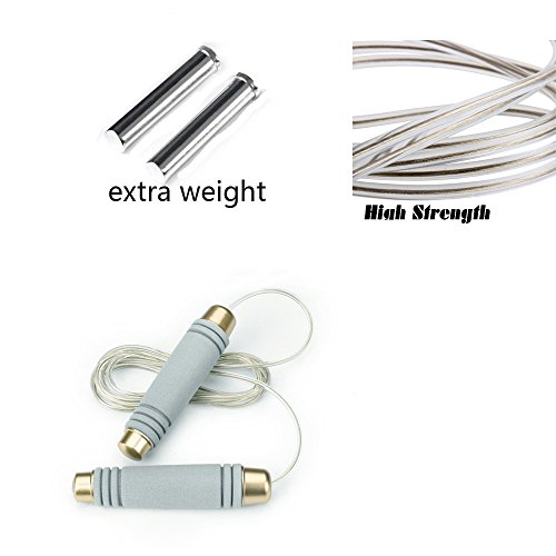 Jump Rope,Extra Weighted – Skipping Ropes