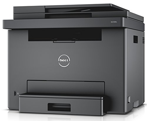 Dell E525w LED-Farblaser-Multifunktionsdrucker - 2