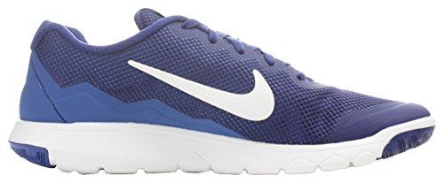 Nike Flex Experience Rn 4, Chaussures de Running Compétition Homme Bleu