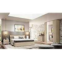 Amazon.it: camere da letto complete - Set arredo camera da letto ...