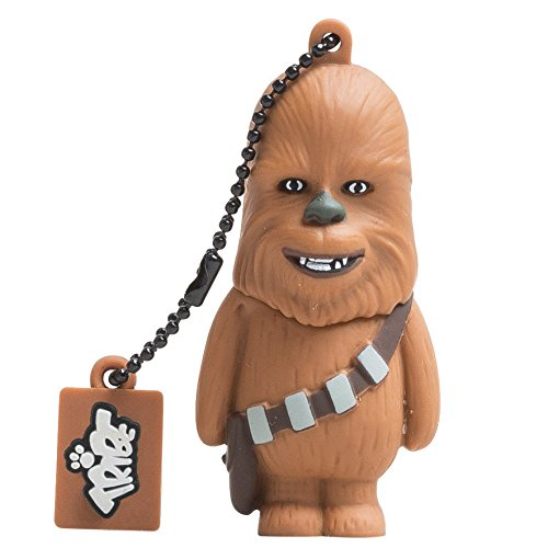 Tribe Star Wars Novelty Portable Character 8GB USB - Chewbacca