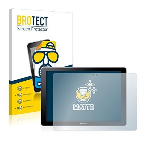 2X BROTECT Matt Bildschirmschutz Schutzfolie für Samsung Galaxy Book 10.6 (matt - entspiegelt, Kratzfest, schmutzabweisend)