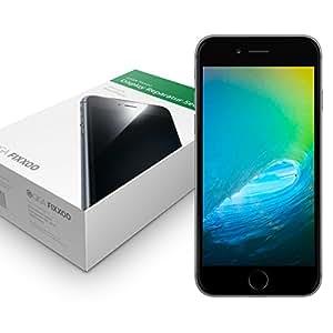 Schermo iPhone 6 Kit di riparazione completo con touch screen LCD, mini cacciavite e guida da GIGA Fixxoo (nero)