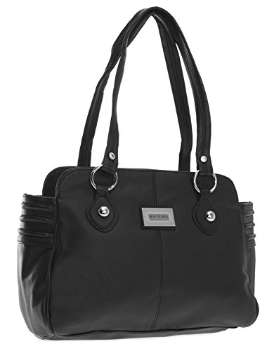 Big Handbag Shop, Borsa a mano donna Taglia unica Black