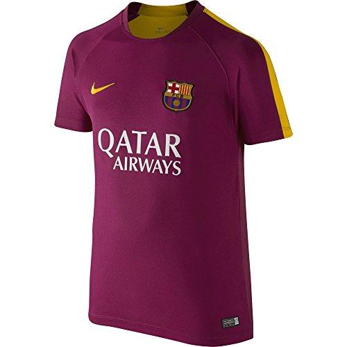 Nike FCB Flash B PM SS TOP2Fußballtrikot für Kinder, FC Barcelona 2015/2016, Kinder, XL