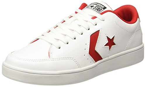 Converse Men's White Sneakers - 6 UK/India (39 EU)(159805C)