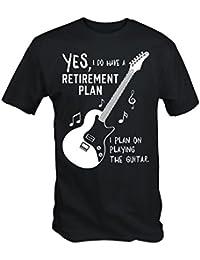 My Guitar IS my Retirement Plan T Shirt