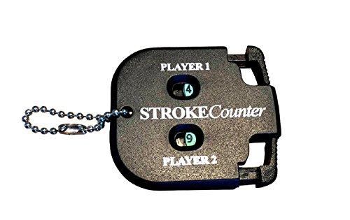 LL-Golf ® Schlagzähler/Zähler für 2 Personen/Score Counter/Zähler/Scorer/Stroke Counter -