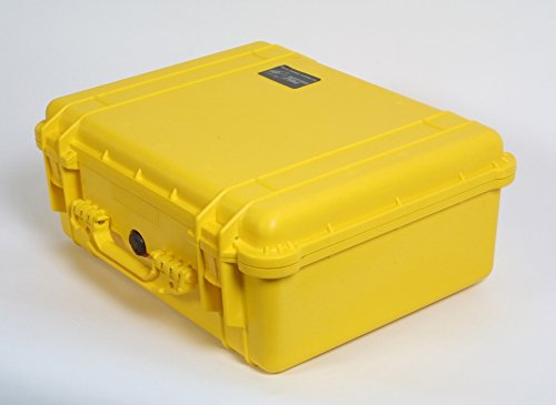 Deals For Peli 1550 Case with Foam – Yellow on Amazon