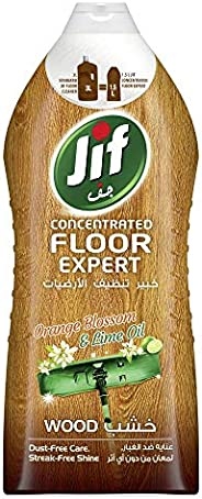 Jif Concentrated Floor Expert for Wood Flooring, 1.5 liters