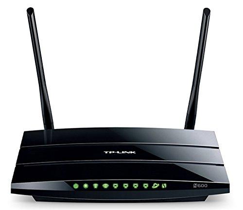 TP-LINK WDR3600 - Router Gigabit Banda Dual inalámbrico