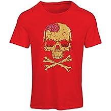 Camiseta mujer La calavera