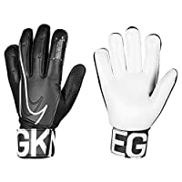 Nike Unisex Adult Gk Match Performnace Gloves - Black, 11