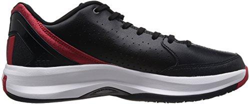 adidas D Rose Englewood III Herren-Basketball Turnschuhe / Schuhe Black