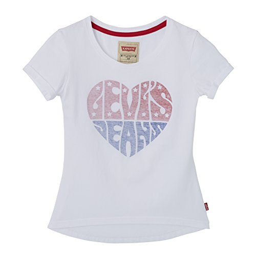 levis-arlett-t-shirt-fille-blanc-white-16-ans-taille-fabricant-16-ans