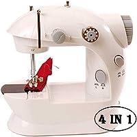 MEDIA WAVE store ® Máquina de coser portátil funciona pilas y corriente ...