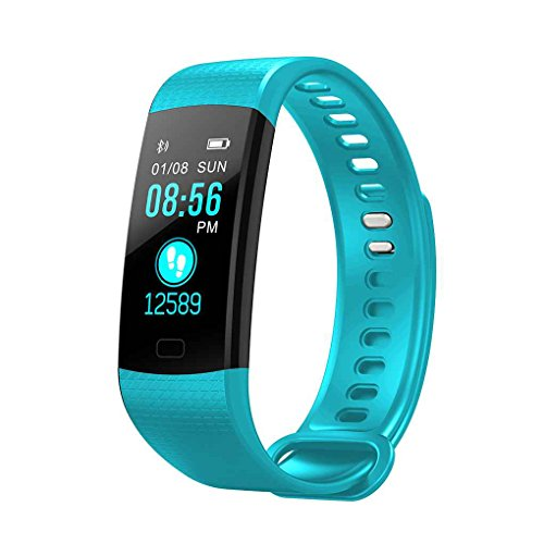 "Republe Y5 Smart-Armband 0.96"" TFT Display Herzfrequenzüberwachung Armband-Blutdruck-Blut-Sauerstoff-Test Wasserdicht Fitness Band"