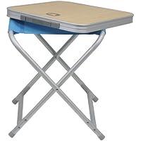10T Tabstool 2in1 Hocker - Tisch Kombination Campinghocker Klapphocker Gartenhocker oder Klapptisch Hockertisch Beistelltisch leicht stabil einfach aufzubauen