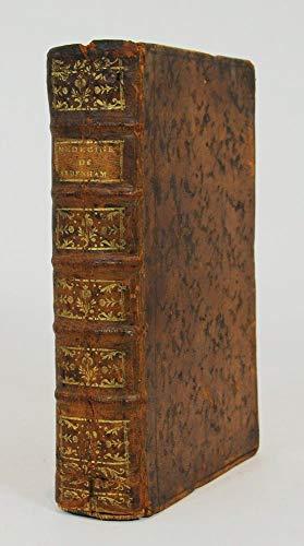 Médecine pratique de Sydenham, avec des notes, Ouvrage traduit en Francois sur la derniere edition Angloise, Par feu M. A. F. Jault.