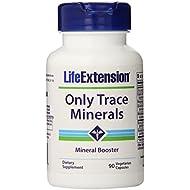 Life Extension, les seuls oligo-Minéraux, 90 Capsules végétales