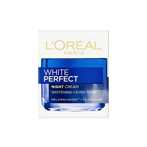 L\'Oreal Paris White Perfect Night Cream, 50ml