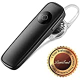 Bluetooth 4.1 Wireless Headset With Mic & Music Function Support Apple IPhone Moto Oppo Vivo Nokia - Black