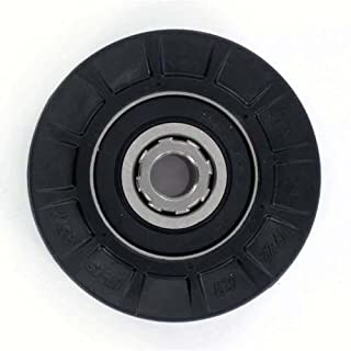 Poulie à gorge en V sur roulement adaptable pour AYP ROPER. Remplace origine: 165626 Ø: ext: 63,5mm, Ø int:9,5mm, largeur : 19 mm