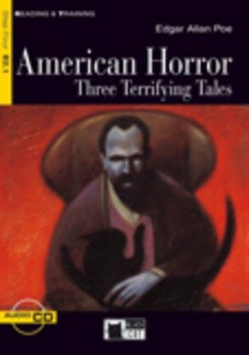 American horror. Three terrifying tales. Con CD