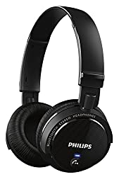 Philips SHB5500BK Wireless Bluetooth headphone (Black)