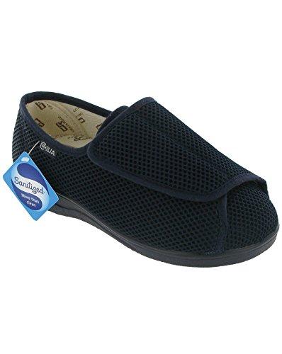 Mirek Celia Ruiz 300 Mens Velcro sandale Marine