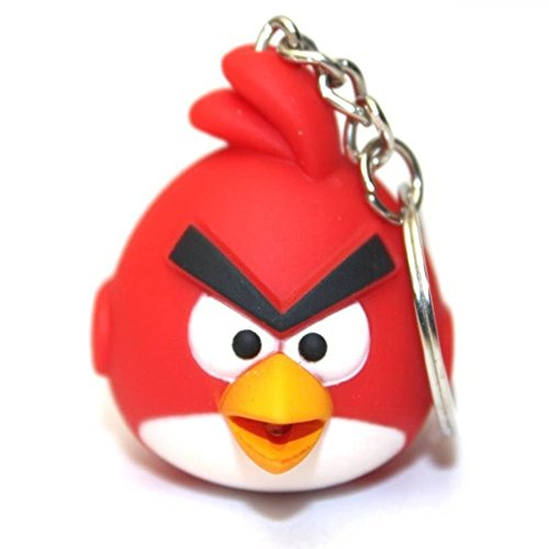 Oyedeal Angry Bird LED Musical Key Chain (Red)  available at amazon for Rs.209