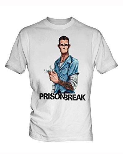 prison break White Men's T-Shirt