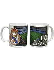 Real Madrid Coffret Mug Céramique Bernabeu