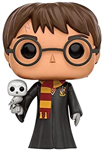Harry Potter Harry with Hedwig - Vinyl Figure 31 Collector's figure from Harry Potter