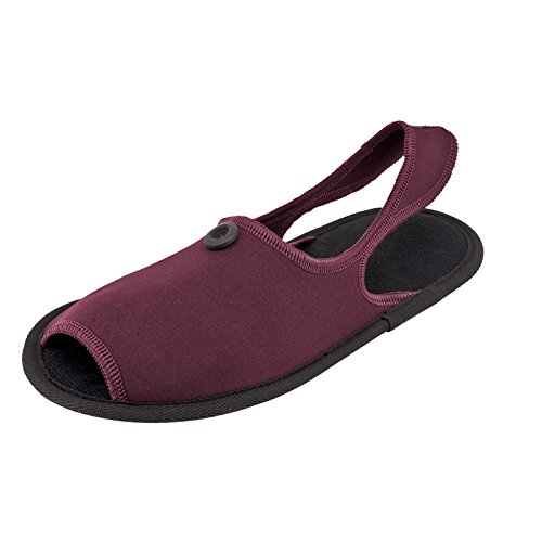 HC , Chaussons pour homme red