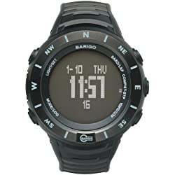 Barigo watch multifunction watch Nokia E7Black