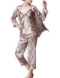 30e60bc63bf533 Suchergebnis auf Amazon.de für: Pyjama - Braun / Nachthemden ...