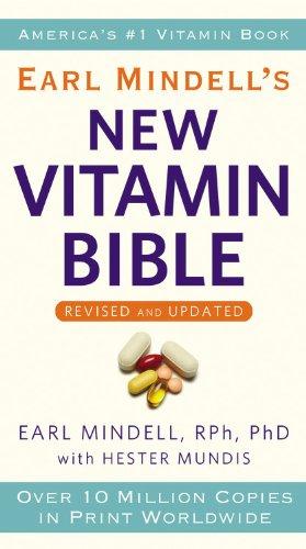 Earl Mindell\'s New Vitamin Bible