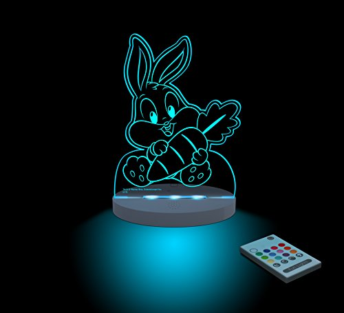 funlights-bebe-bugs-bunny-lampara-bebe-led-multicolor-con-mando-elige-el-color-intensidad-temporizad