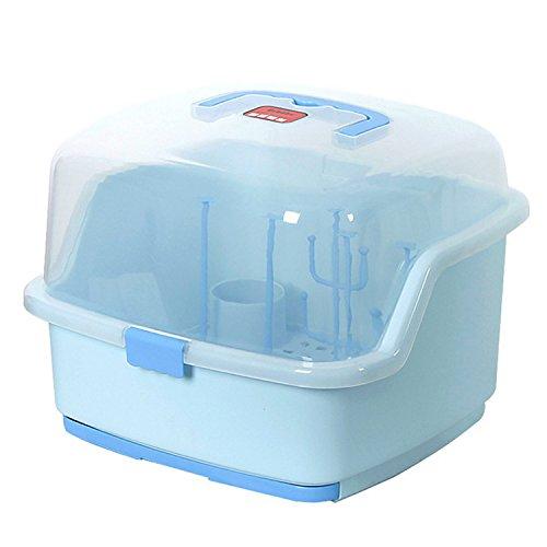 Multifunktionale Tragbare Babyflasche Wäscheständer Fach Aufbewahrungsbox Organizer Halter für Home Kitchen Baby Supplies