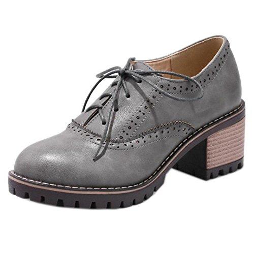 Zanpa Scarpe Donna Moda 2#Grey