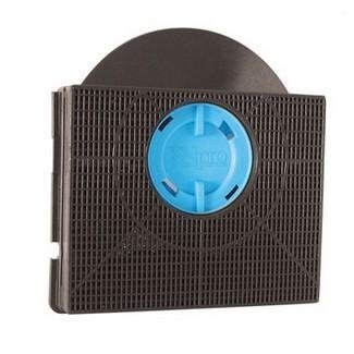 Filtre charbon rectangulaire type 303 (amc895) hotte whirlpool akr693gy