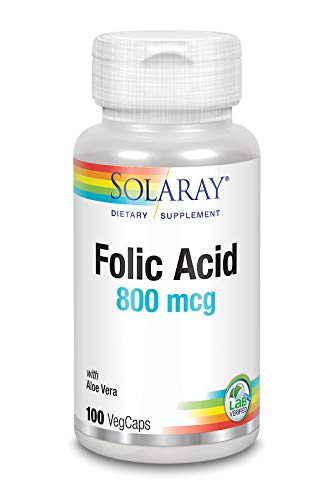 ACIDO FOLICO CAP 800MG 100 CAP