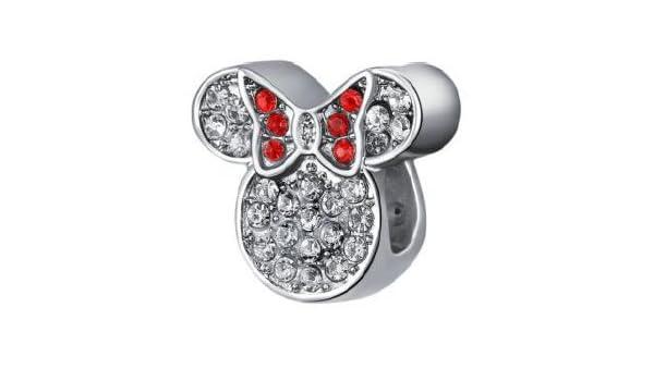 Générique Disney Minnie Mouse Charm Glossy TgpXR2PvmX